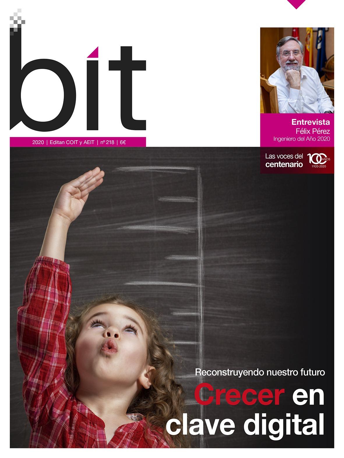 portada BIT 218
