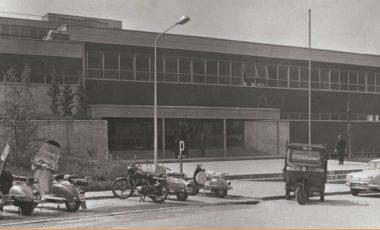 Foto 2. Escuela Madrid, 1965-1
