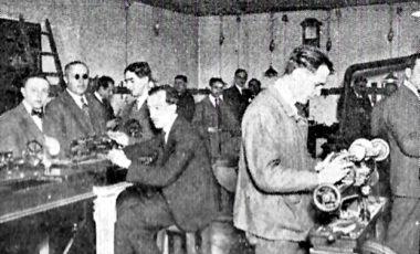 Foto 4 Taller de Mecánica, Gavarriato, 1920